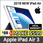 2019 NEW!! Apple iPad Air 3 ★ 10.5 inch ★ 64GB / 256GB ★ Wi-Fi / LTE 2 Models
