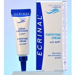 Ecrinal Fortifying cream ANP / Flexible Base Coat / Vitamin Nail Strengthener  100% Authentic from USA. Retail at Orchard Store
