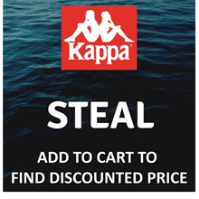 Steal ~~ Kappa Mens Lifestyle Assorted Designs