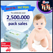 ◆97th RESTOCK◆Jeju Wet Wipes/ NO.1 Wet Wipes in SG/Manufactured on OCT.17.2018