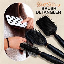 🍊  2021 CNY SPECIAL Hair Brush Detangle Brush Comb Hair care massage Buy 3 Free 1