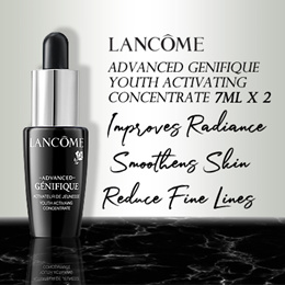 Lancome Advanced Genifique Youth Activating Concentrate 7ml x 2
