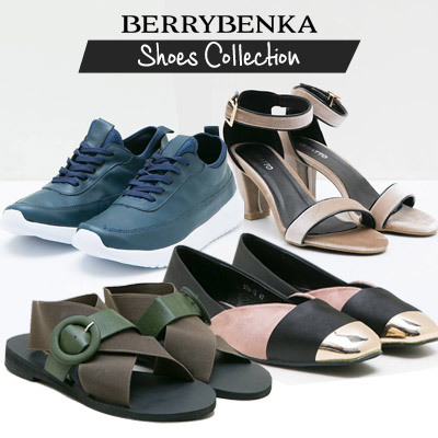 NEW COLLECTION WOMEN SHOES Deals for only Rp129.000 instead of Rp129.000