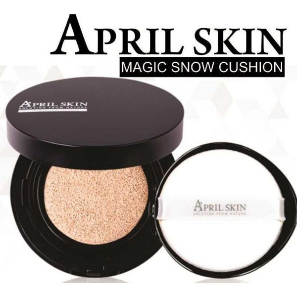 APRIL SKIN MAGIC SNOW CUSHION 2.0 Deals for only Rp244.500 instead of Rp244.500