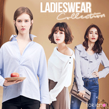 TOKICHOI - Crazy Deal! Selected Trendy Blouse Collection - Multi Styles Time Limited Free Shipping