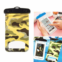 Waterproof Swim Underwater Sports Pouch Dry Bag Case Cover For Universal Phone