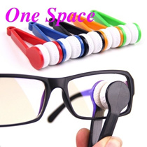 [One Space] Spectacle Cleaner/glasses cleaner/frame /micro fibre [As seen on TV] new ideal of good