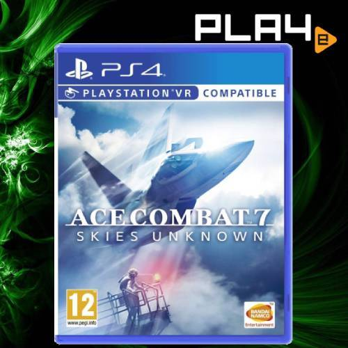 Qoo10 - PS4 Ace Combat 7 Skies Unknown (R2) : Computer & Game