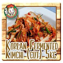 Korean Fermented Kimchi (Cut) 5KG