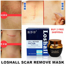 [SUPER SALE] LOSHALL SCAR REMOVING PEELING MASK NEW HOT PRODUCT  FOR SCARS SURGICAL SCARS