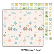 ❤️ Foldable Toddler PlayMat ❤️ Baby Play Mat ❤️ Double Sided ❤️ Infant Soft Mat ❤️