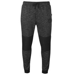 Born Rich Dendritic Jogging Bottoms Mens Gents Jersey Trousers Pants Skinny Fit