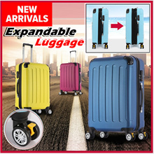 ★★  BEST QUALITY LUGGAGE SUITCASE ★★ Expandable / Non-Expandable Suitcase 20/24/28inches/ Hard Shell