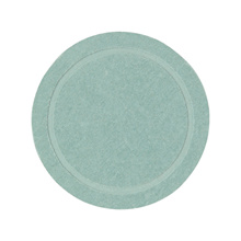 Francfranc Diatomite Coaster Simple Circle Blue 22544