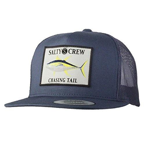e89e39d68cb Qoo10 - Salty Crew Mens Ahi Patched Trucker Hat   Men s Bags   Shoes
