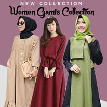 MUSLIMAH DRESS COLLECTION - GAMIS - MAXI - SYARI - DRESS