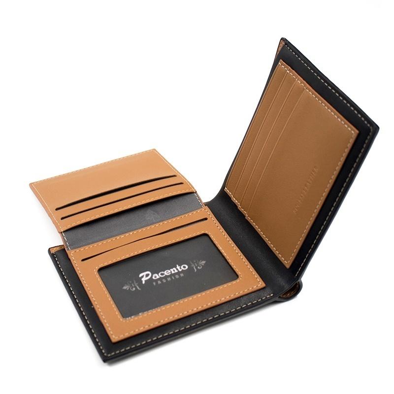 daafc38101c0 fit to viewer. prev next. authentic DERI CUZDAN HOT Fashion Brand Wallet  Men Leather Mens Wallet Male ...