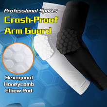 Professional Sport Crash-Proof Arm Guard / Protect Your Arms from Every Hits / Anti Collision Elbow Protector