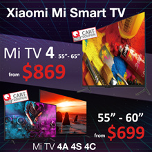 [LOCAL WARRANTY] Xiaomi Mi TV 55 // 65 inch | Smart TV | 1 Year Warranty!