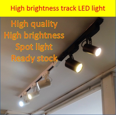 Qoo10 led track light furniture deco aloadofball Images