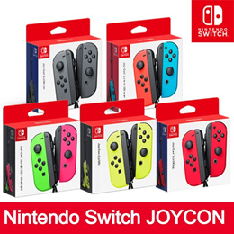 Nintendo Switch JOYCON Controllers 5 Colors / Ready Stock / Lowest Price