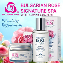 UP 89 RM 🌹BULGARIAN ROSE SIGNATURE SPA🌹 with Caviar complex
