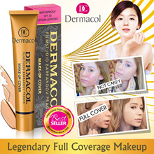 ⭐️ AUTHORISED RETAILER ⭐️ DERMACOL Makeup Cover. Legendary Waterproof high-covering foundation.
