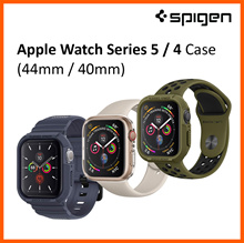 Spigen Apple Watch Series 5 Case Apple Watch 4 Casing Cover Apple Watch Screen Protector