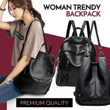 FREE SHIPPING! BEST SELLER!New Woman Backpack 2017 - Tas Ransel // Tas Punggung Wanita Trendy !