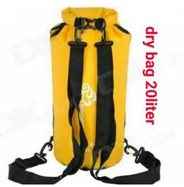 Dry Bag Waterproof Outdoor 20 L | Tas Ransel Anti Air