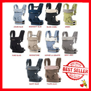 Ergobaby - Four Position 360 Baby Carrier 【FACTORY DIRECT 】