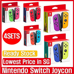 [Special Deal] Sony PS5 DualSense Wireless Controller / Nintendo Joycon / Ready Stock