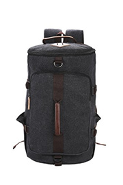 01bf0408a0c4  YOUSU  Men s Canvas Backpack Travel Duffel Backpack Bag Large School  Bookbag 3-In-1  Rating  0  Free  S 161.96 S 99.20