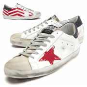 3e5953c3634  Golden Goose  Super Star Flag G34MS590 N37 Men 39s Sneakers