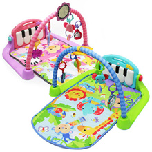DISCOVERN GROW KICK  PLAY PIANO GYM / Our baby ARTS / Physical Development and Sensory Motor / Gross Movement / Curiosity and Power of Inv / Maternity Preparations / Baby Gift