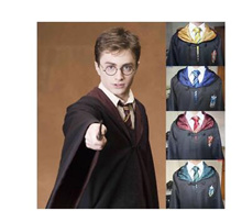 Harry Potter Uniform Slytherin Gryffindor Costume Anime Costume Magic Robe Cloak COSPLAY Clothing