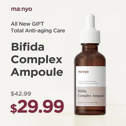 🌟TODAY ONLY🌟 [Manyo Factory] ★Bifida Complex Ampoule★ One drop!! Total Anti-aging Care