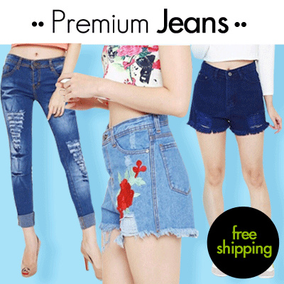? ? BEST SELLER JEANS Deals for only Rp120.000 instead of Rp120.000