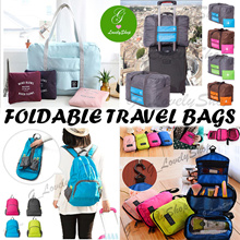 Foldable Travel Organizers Backpack Tote Bag Pouch Toiletries Hanger Pouch Organiser
