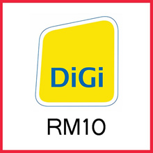 DIGI TOP UP RM10 (DIRECT)