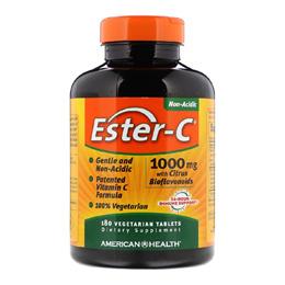 아메리칸 헬스 에스터C 1000 mg 180 타블렛