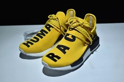 cheap for discount f84be 7dcf6 Human Race NMD x Pharrell Williams / Mens shoes breathable mesh running  shoes mesh shoes NMD Runner