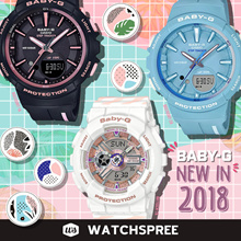 *CASIO GENUINE* BABY-G NEW IN 2017/2018 NEW MODELS COLLECTION. Free Shipping and 1 Year Warranty.