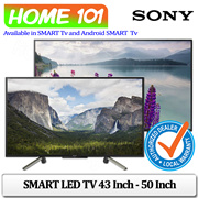[Multi Model] Sony SMART LED TV 43 Inch - 50 Inch