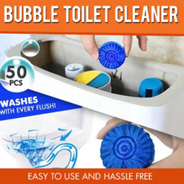 Singapore Seller Ready Stock Must Buy Blue Bubble Toilet Cleaner