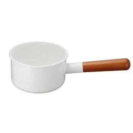 노다호로/법랑/양수냄비/POCHKA 밀크팬 12cm/이유식냄비/주방용품/냄비/양수냄비/조리기구/주방/요리냄비/요리기구/일본직구