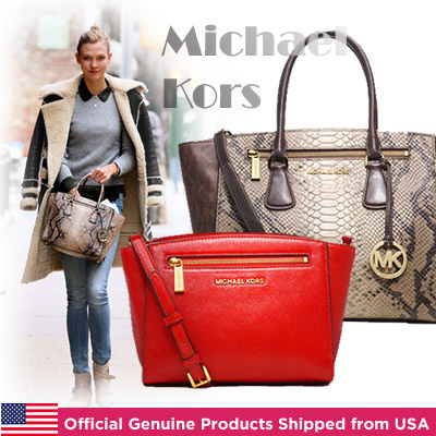 bf976348f1 Michael Kors Sophie Satchel Messenger Official Genuine Products Shipped  from USA