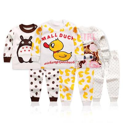 NEW 2018 boys nightwear girls family christmas pajamas cartoon kids pajama sets・children sleepwear t