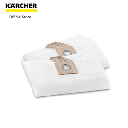 Karcher fleece filter bags (10pcs) for t 10/1 and t 12/1-10 - 6.904-315.0