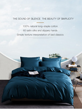 1500 Thread Count Nature Fabric Bedsheet /  Premium Quality / Fitted Bedsheet set / Quilt cover set